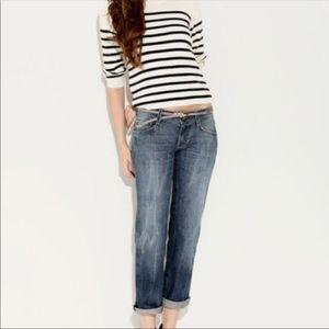 DL1961 Kyle boyfriend fit jeans size 27